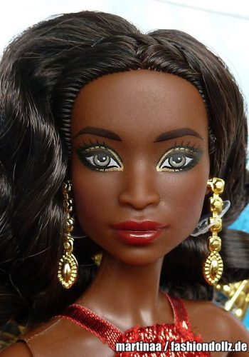 2017 Holiday Barbie Edition