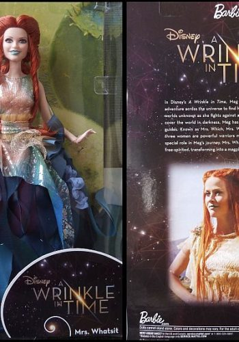 2018 A Wrinkle in Time Dolls