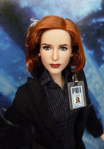 2018 Gillian Anderson X-Files
