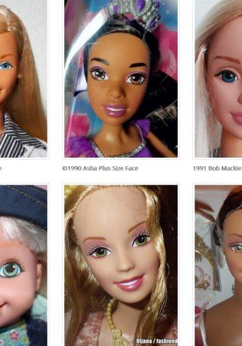 Barbie in SuperSize, ExtraSize & MySize