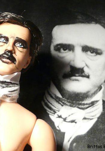 Edgar Allan Poe (OOAK)
