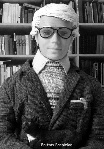 Ray Bradbury (OOAK)