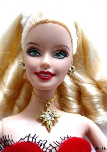 2007 Holiday Barbie