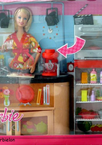 2008 I can be... TV Chef Barbie