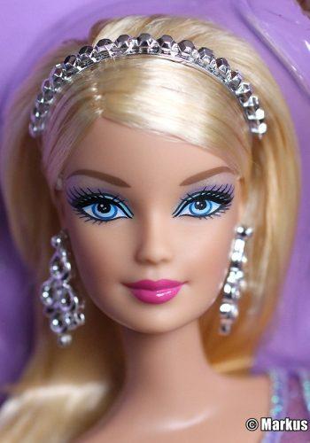 ©2010 Barbie Fashionistas Face