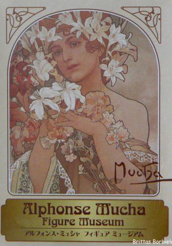 Alphonse Mucha - Miniaturen