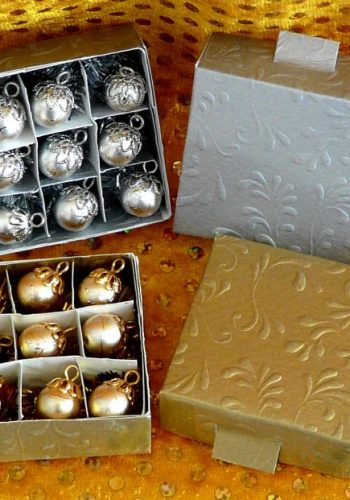 DIY Weihnachts Dekoration