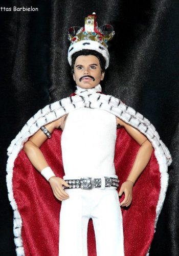 Freddie Mercury OOAK
