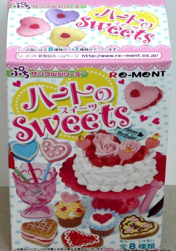 Re-Ment Heart Sweets, 2009