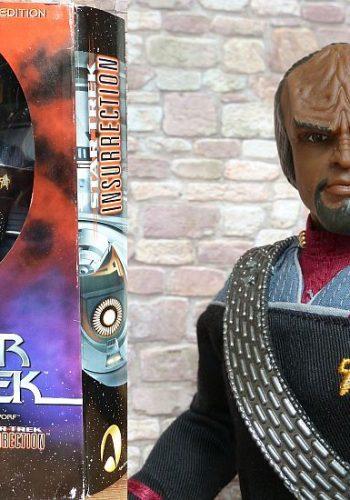 Lt. Commander Worf Playmates
