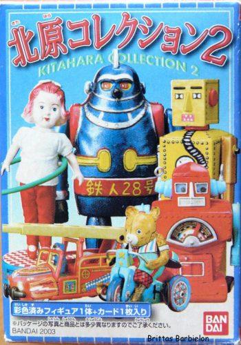 Putzige Miniatur Roboter