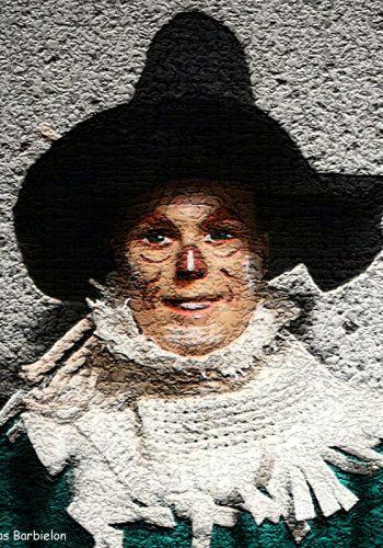 Scarecrow OOAK Wizard of Oz