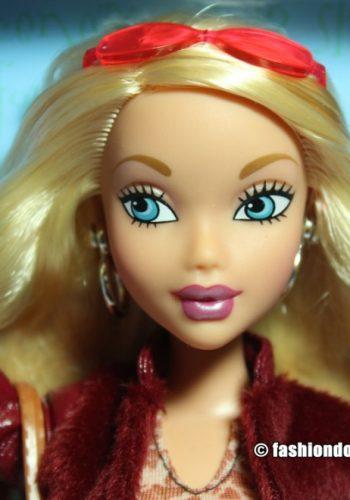 ©2002 My Scene Barbie Face