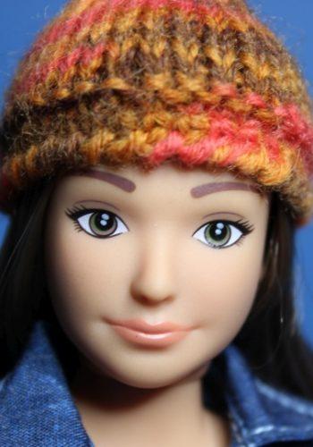 Lammily Doll Traveller Mia