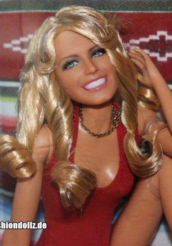 2011 Farrah Fawcett Barbie
