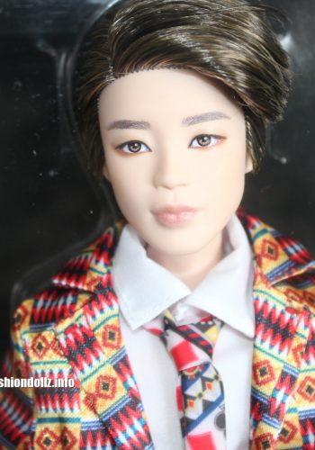 2019 Jimin BTS Edition Idol