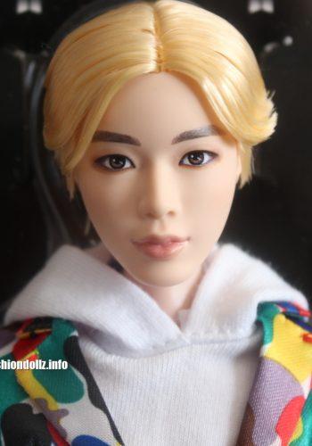2019 Jin BTS Edition Idol