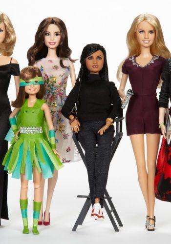 Barbie Sheroes 2015 OOAKs