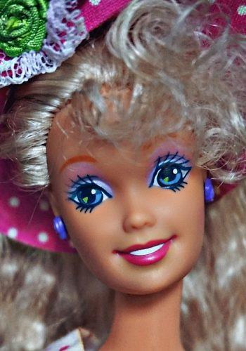 ©1991 Barbie Teen Talk