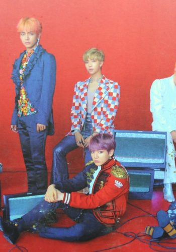 BTS - The Bangtan Boys Dolls