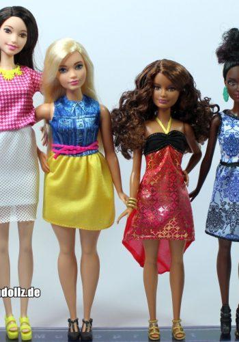 2016 Fashionistas (R)evolution - neue Körper für Barbie