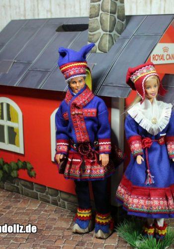 Tapsan Tapuli Lappland Barbies