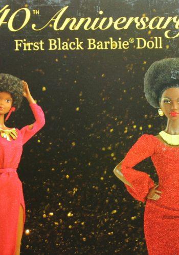 1980/2020 First Black Barbie