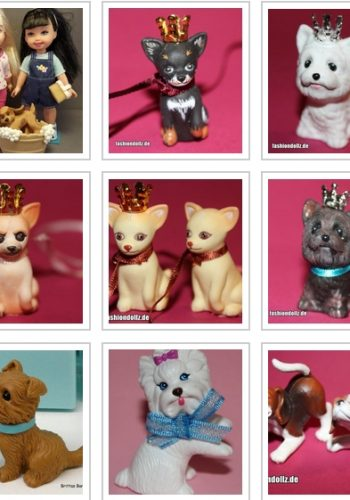 Barbie Pets - the Dogs