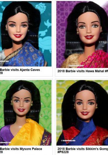 Barbie & Ken in India Dolls
