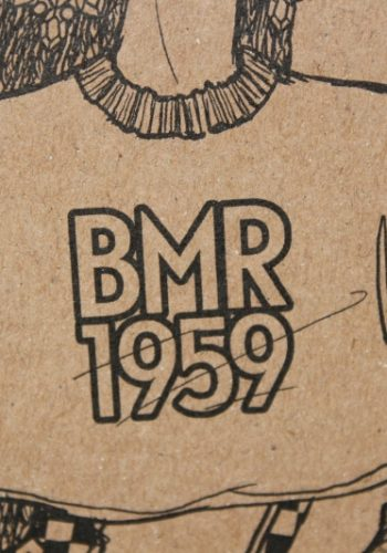 BMR1959 by Carlyle Nuera