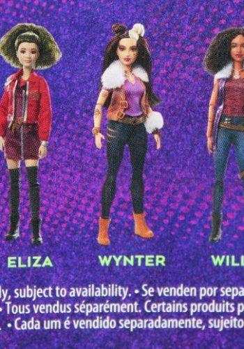2020 Zombies 2 - Mattel / Disney Dolls