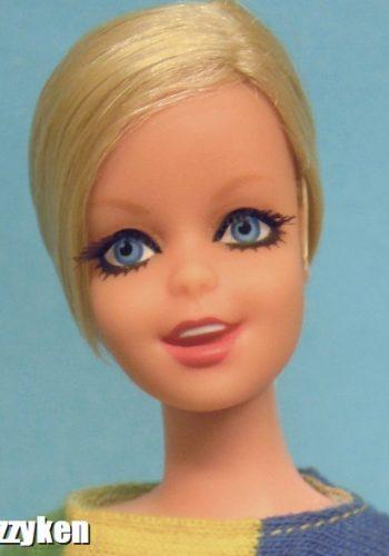 "1967 Twiggy Barbie - Dame Lesley ""Twiggy"" Lawson"