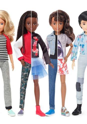 Mattels Creatable Doll World