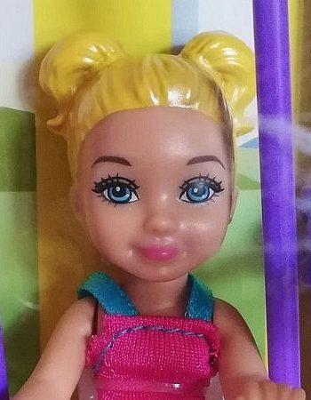 ©2011 Toddler Girl, backhead Pigtails