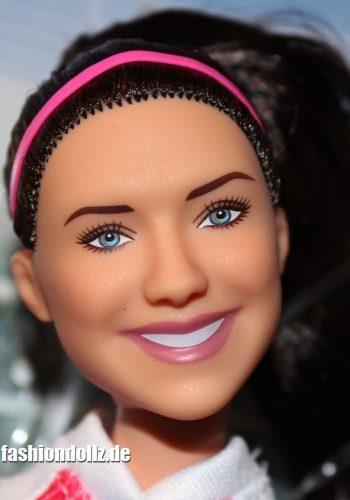 2020 Alex Morgan (Shero Barbie)