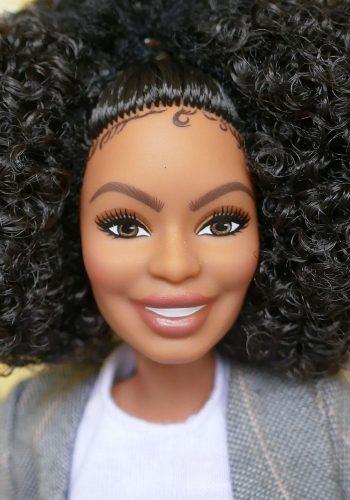 2020 Yara Shahidi (Shero Barbie)