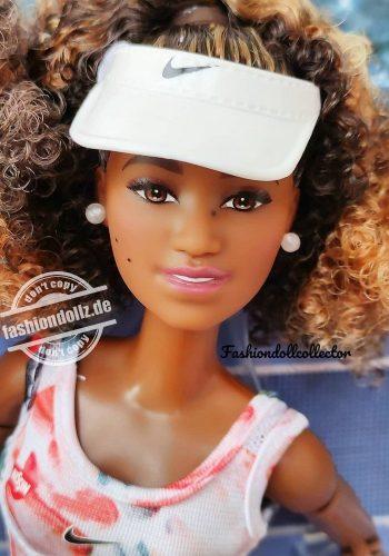2021 Naomi Osaka (Shero Barbie)
