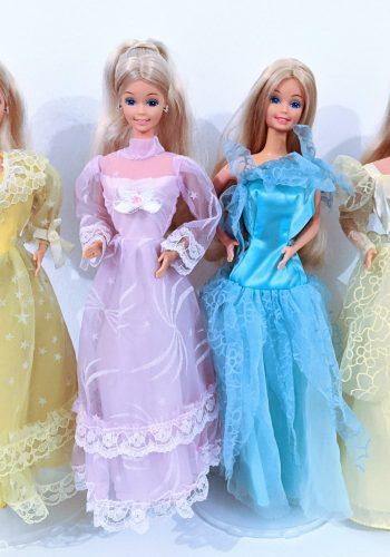 Dream Glow Barbie Variationen