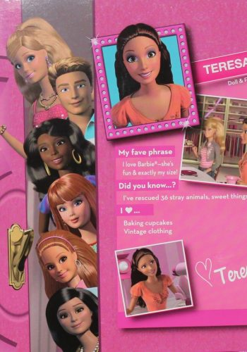 Barbie Faces in the Dreamhouse