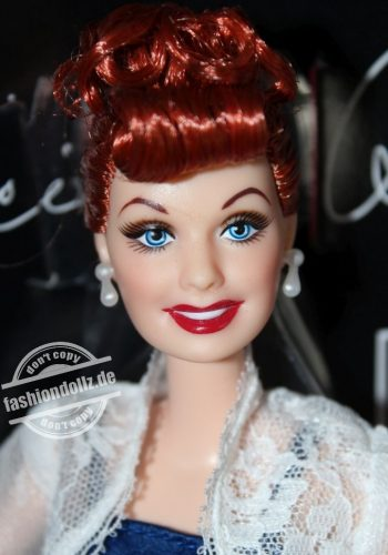 2021 Lucille Ball Tribute Barbie