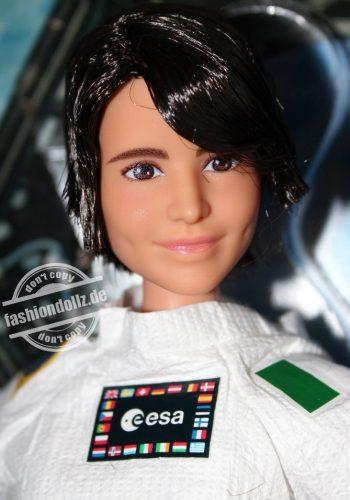 2021 Samantha Cristoforetti Barbie